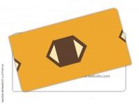 Cartão de Visita 2 Cantos Arredondados - Fosco + Verniz - 4x4 cores (COM VERSO)