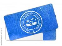 Cartão de Visita 4 Cantos Arredondados - Verniz UV Total Brilho - 4x4 cores (COM VERSO)