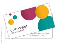 Cartão de Visita 2 Cantos Arredondados - Verniz UV Total Brilho - 4x4 cores (COM VERSO)