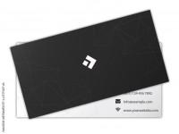 Cartão de Visita - Laminado Fosco (BOPP) com ou sem Verniz Localizado