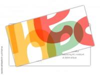 Cartão de Visita em Papel Textura Metalizado Prata
